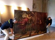 Annunciazione di Tiziano 4