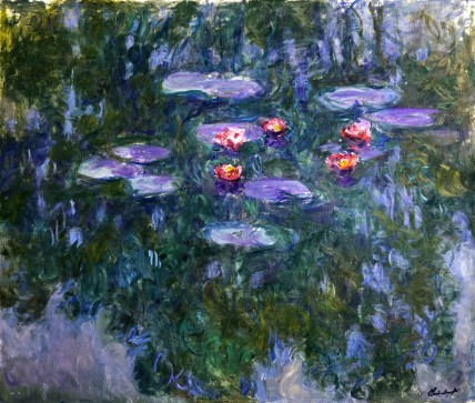 Water-Lilies 1916-19