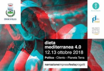 dieta mediterranea 4.0 - pollica