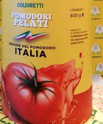 pomodoro coldiretti