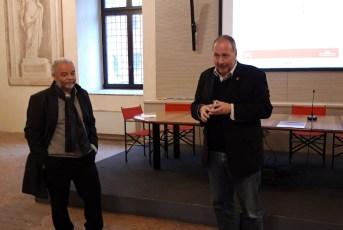 Antonio Mazzieri e Peter Assmann