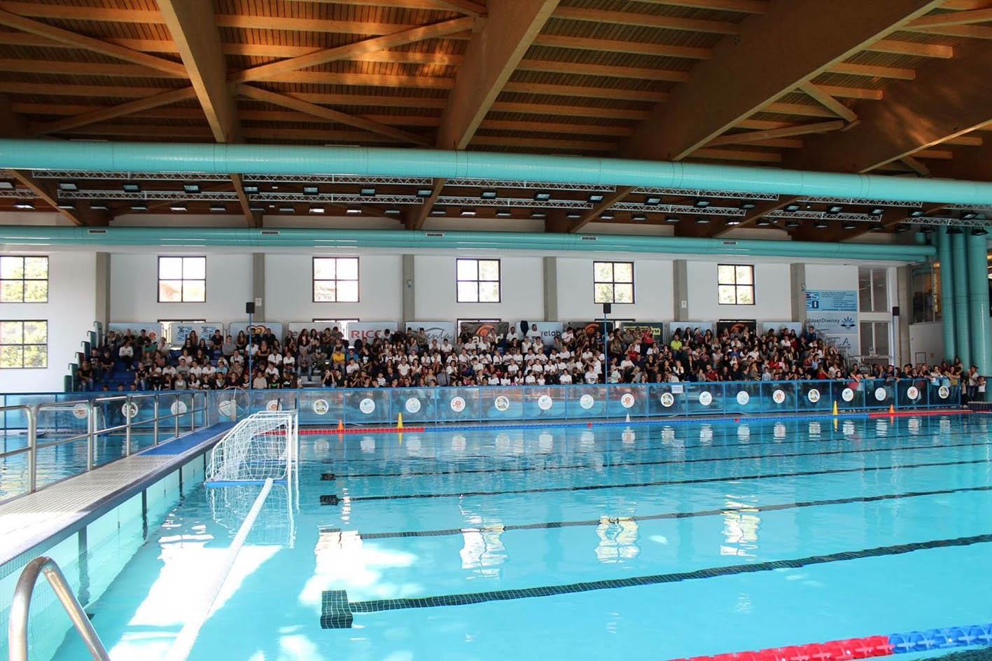 Vasca Da 25 Metri Tempi : Mantova u piscine dugoni chiusa per manutenzione la vasca da