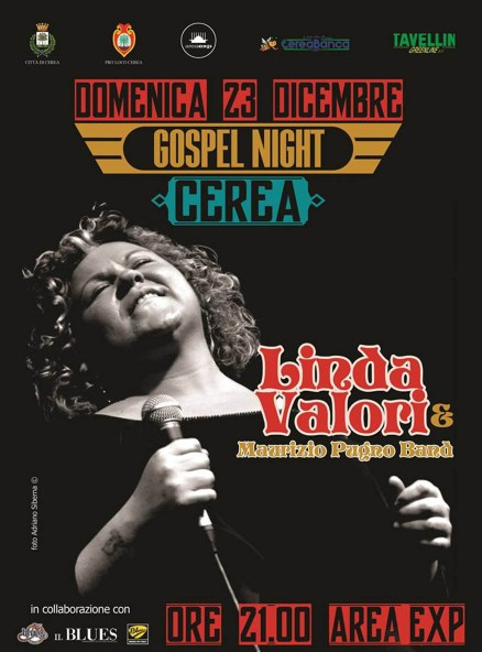 Gospel Night Cerea - Linda Valori & Maurizio Pugno Band.jpg