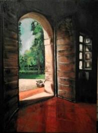 La Porta di Villa Balestra Tiziana Biolghini