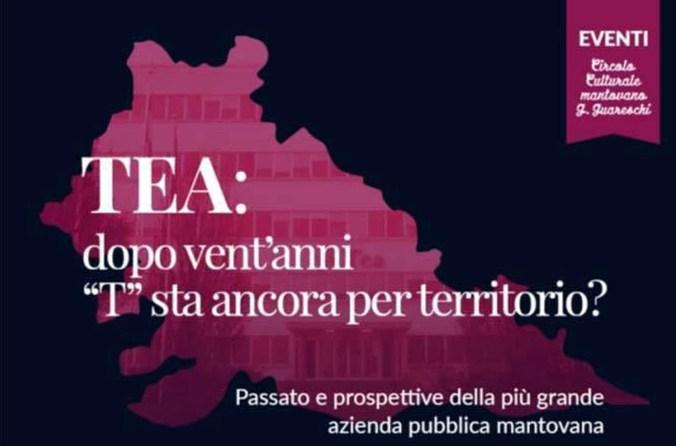 TEA MANTOVA