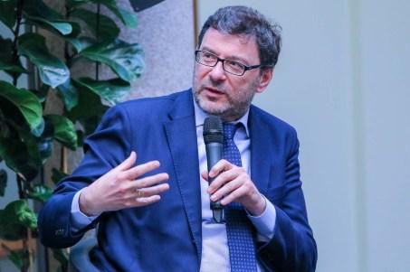 Giancarlo Giorgetti ((PH Simone Squarzanti - Sport Management).jpg