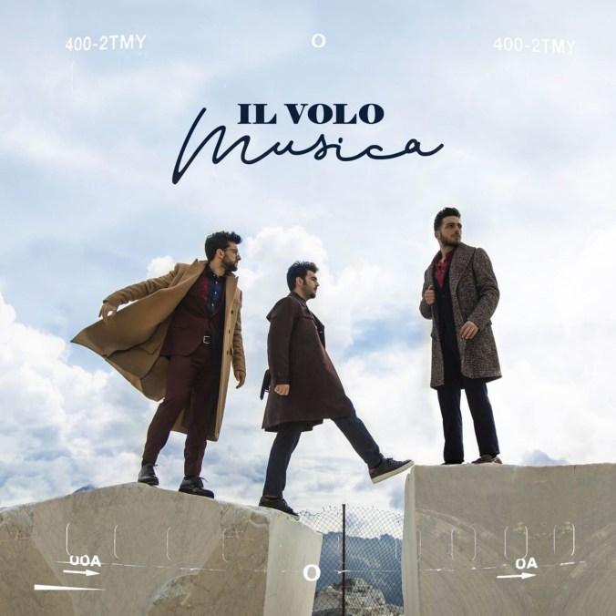 IL VOLO Cover_Musica b