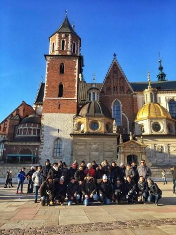Viaggio della memoria Cracovia