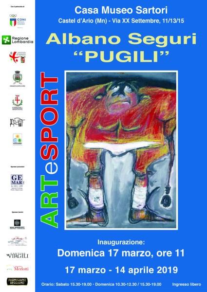 ARTeSPORT ALBANO SEGURI