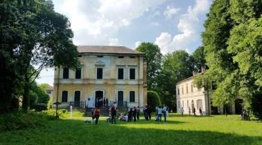 Parco Bertone radura