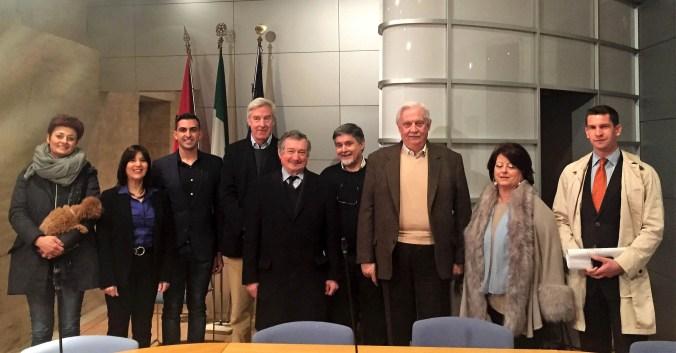 Castelli Ducato e Michel Tours - presentazione accordo