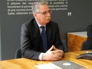 Claudio Garatti Amministratore delegato Apam