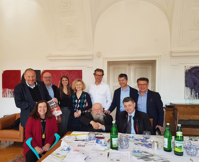 Hermann Nitsch al Ducale di Mantova