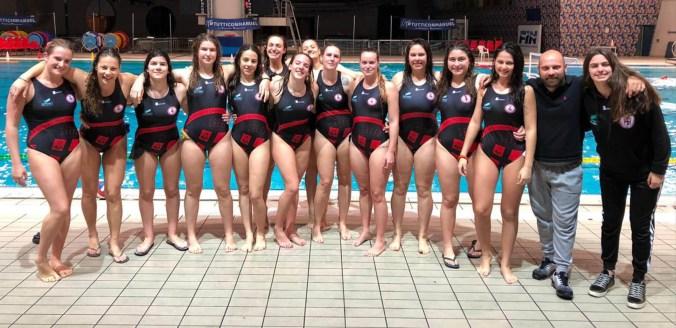squadra serie B femminile
