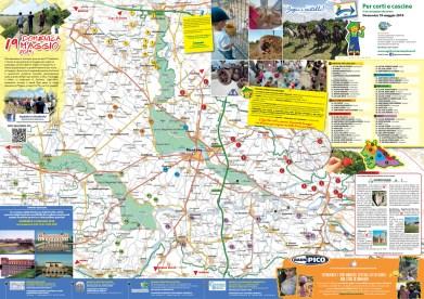 Mappa per corti e cascine 2019