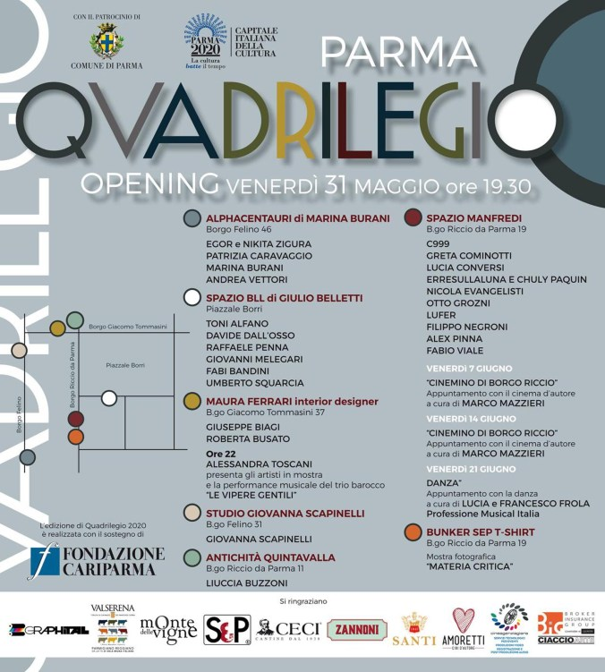 Quadrilegio_Opening