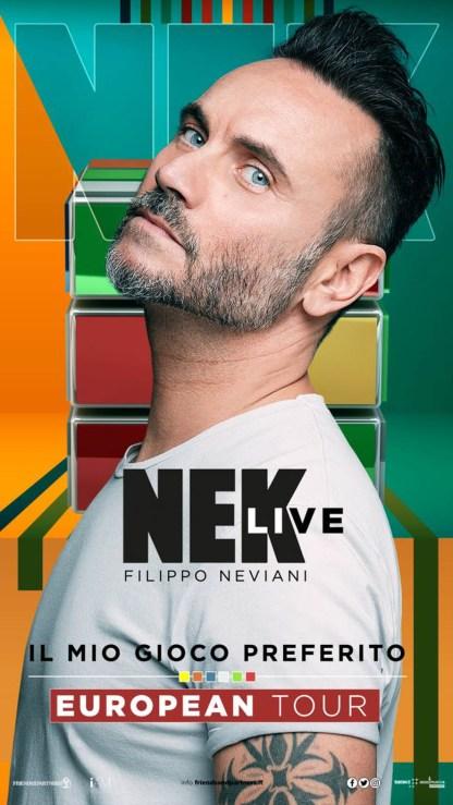 nek tour 2019
