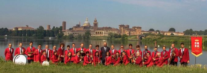 Banda Città di Mantova 2019 Foto Ufficiale