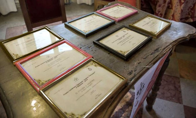 Premio Letterario Andrea Torresano