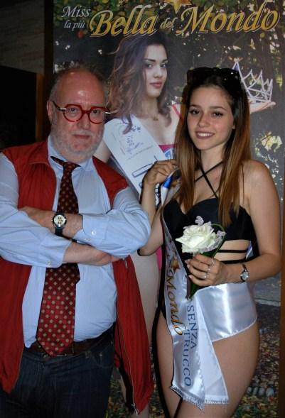 RASPELLI e Miss Senza Trucco Francesca Sindona by Buzzetti 0522