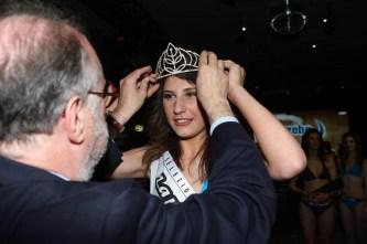 RASPELLI premia Novari Miss La Più Bella del Mondo