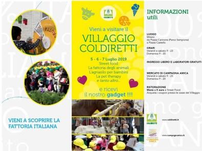 villaggio coldiretti