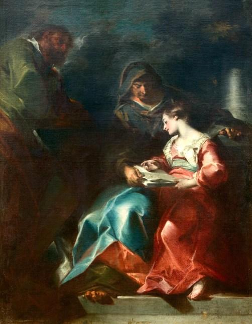 Educazione della Vergine, museo MAST, 1729 - Giuseppe Bazzani.jpg