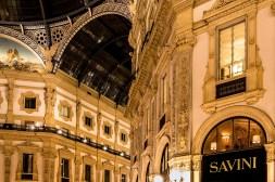 Savini in Galleria