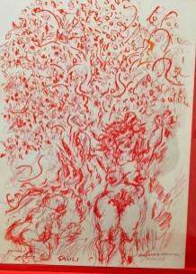 100 disegni rossi 5