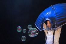 L'omino della pioggia
