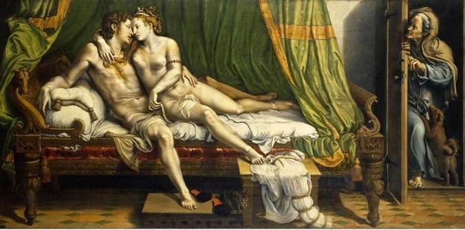 ARTE E DESIDERIO Due-amanti-Giulio-Romano-Hermitage.jpg
