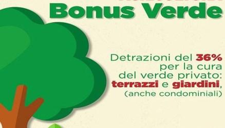bonus verde 36%