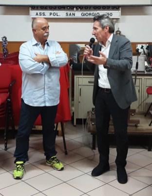 sergio olivieri e buvoli vice sindaco comune di Mantova