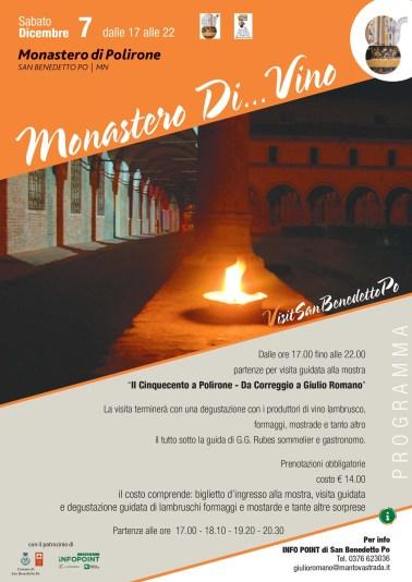 Monastero Di...vino 7.12.2019