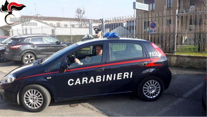 CARABINIERI CASTELLUCCHIO
