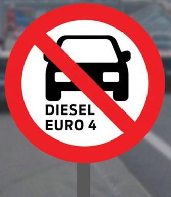 DIESEL EURO 4