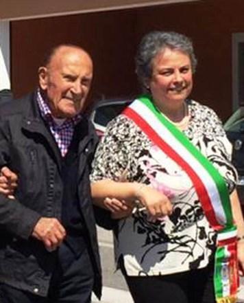 Gian Agazzi e Emma Raschi