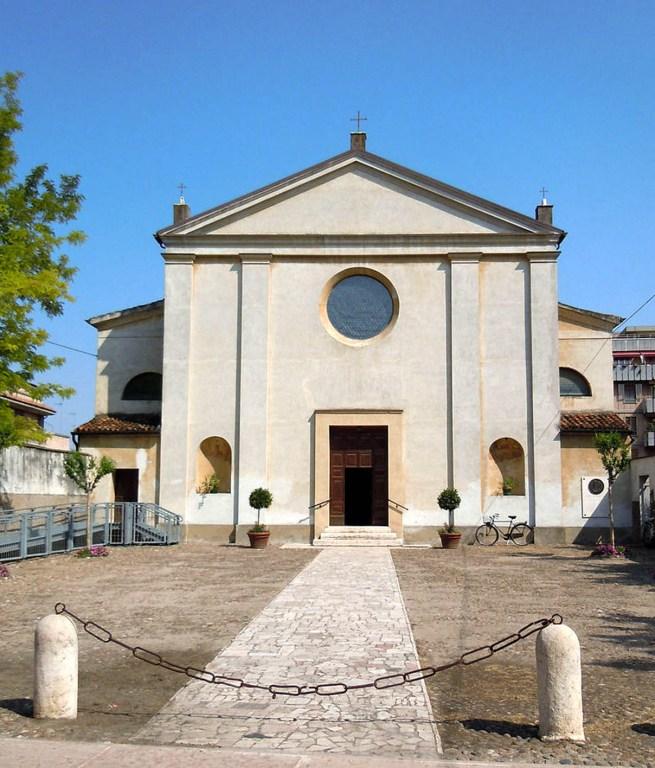 Mantova - chiesa di Santo Spirito