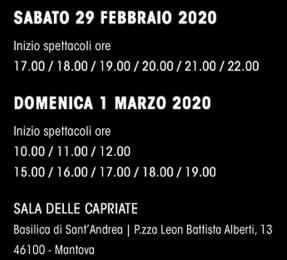 Nobody Mantova - 29 febbraio_1 marzo 2020 aa