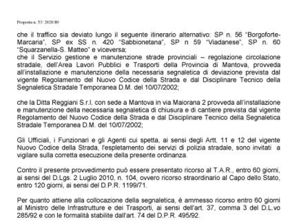 ordinanza provincia foglio 2