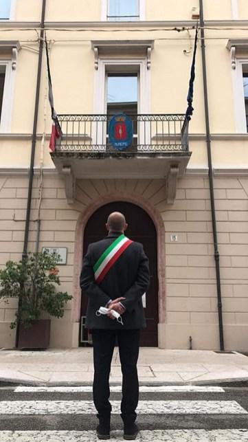 Nicola Pasi, sindaco di Fusignano