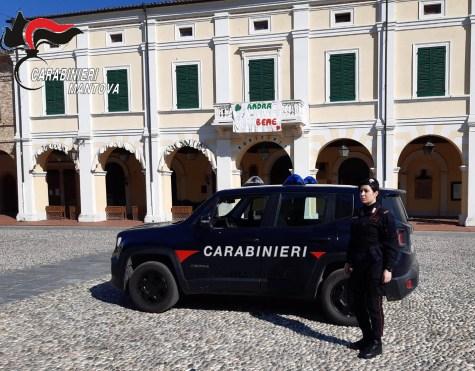 carabinieri pomponesco