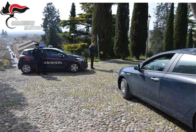 controlli carabinieri castiglione delle stiviere