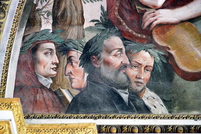 il ritratto di Dante presente nella Galleria degli Specchi di Palazzo Ducale a Mantova.jpg
