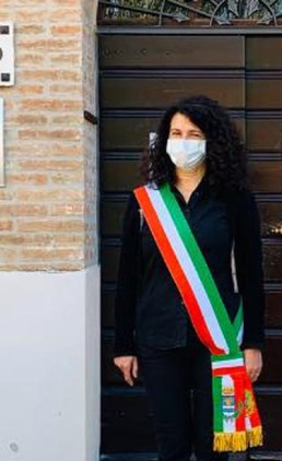 Elisabetta Galeotti sindaco di Gonzaga.jpg