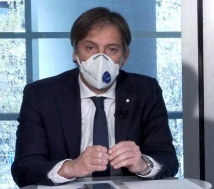 Fabrizio Sala vicepresidente Rergione Lombardia