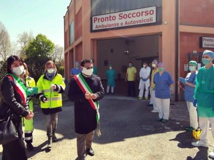 Omaggio al Pronto soccorso di Lugo, 9 aprile 2002 (7)