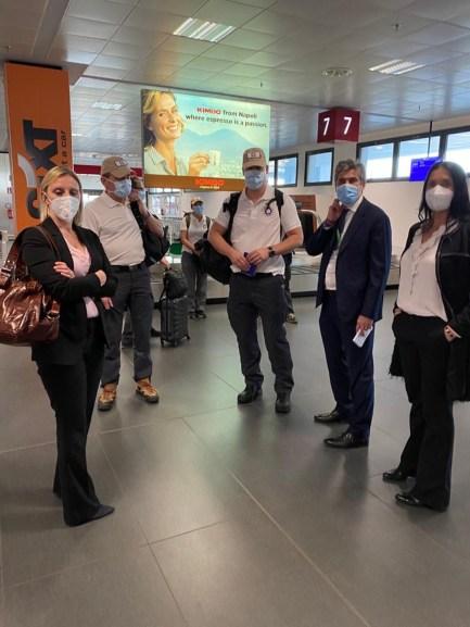 regione lombardia riceve i medici norvegesi atterrati a orio al serio.jpg