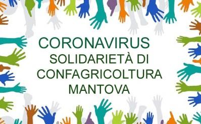 solidarietà di confagricoltura mantova