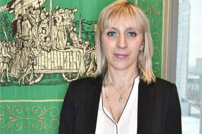 Assessore regionale Claudia Maria Terzi (Lombardia)